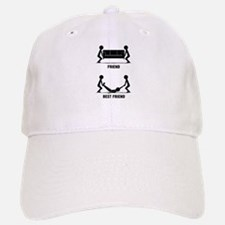 Best Friend Baseball Baseball Cap