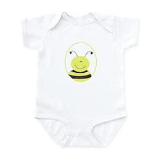 Let it Bee Bumble Bee Infant Bodysuit