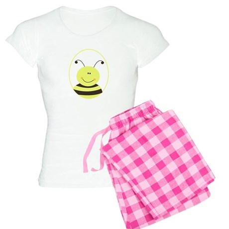 Let it Bee Bumble Bee Women's Light Pajamas