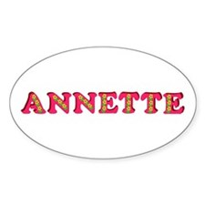 Annette Decal