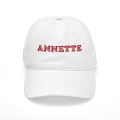 Annette Baseball Cap