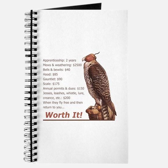 Falconry - Worth It! Journal