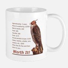 Falconry - Worth It! Mug
