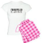 Retired Part Time PITA Women's Light Pajamas