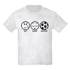 Eat Sleep Soccer T-Shirt