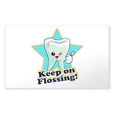 Dentist Dental Hygienist Teeth Decal