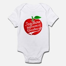 Education Teacher School Infant Bodysuit