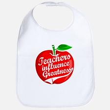 Education Teacher School Bib