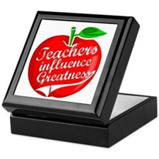 Education Teacher School Keepsake Box