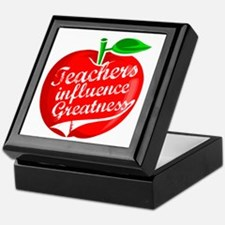 Education Teacher School Keepsake Box
