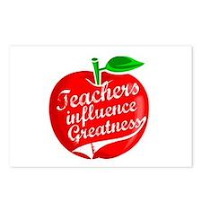 Education Teacher School Postcards (Package of 8)
