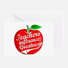 Education Teacher School Greeting Cards (Pk of 10)