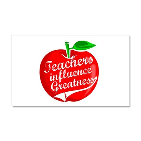 Education Teacher School Car Magnet 20 x 12