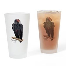 California Condor Drinking Glass