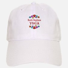 Yoga Happiness Baseball Baseball Cap