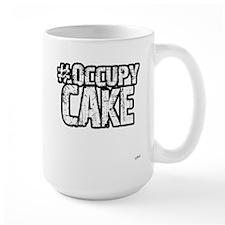 Occupy Cake Mug