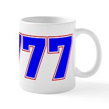 777 GOD Mug