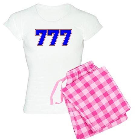 777 GOD Women's Light Pajamas