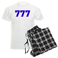 777 GOD Pajamas