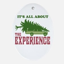 The Experience Ornament (Oval)