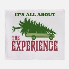 The Experience Throw Blanket