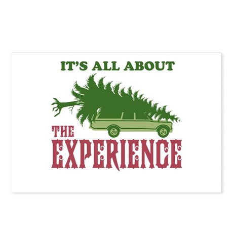 The Experience Postcards (Package of 8)