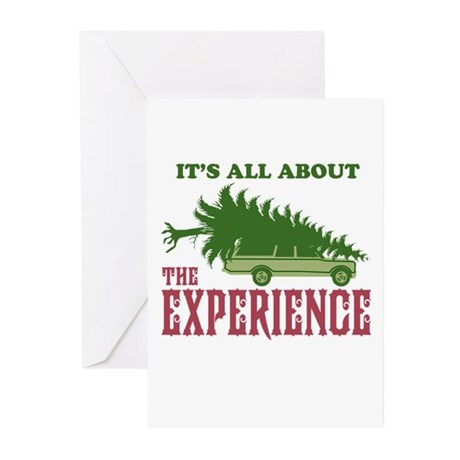 The Experience Greeting Cards (Pk of 20)