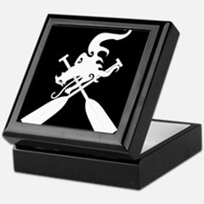 Cool Dragon boat Keepsake Box