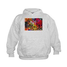 Open microphone Non Stop Musi Hoodie