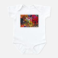 Open microphone Non Stop Musi Infant Bodysuit