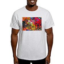 Open microphone Non Stop Musi T-Shirt