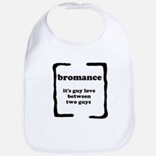 Bromance Bib
