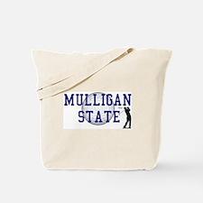 MULLIGAN STATE Tote Bag