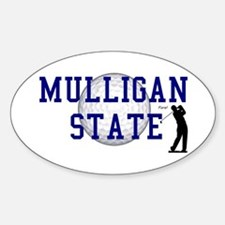 MULLIGAN STATE Decal