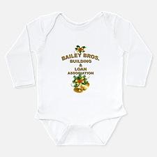 Bailey Bros Long Sleeve Infant Bodysuit