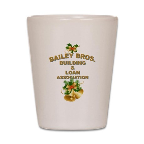 Bailey Bros Shot Glass