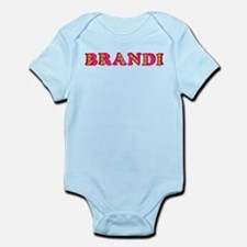 Brandi Infant Bodysuit