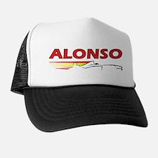 Fernando Alonso Hat