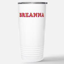 Breanna Stainless Steel Travel Mug