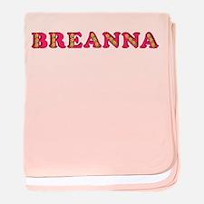 Breanna baby blanket