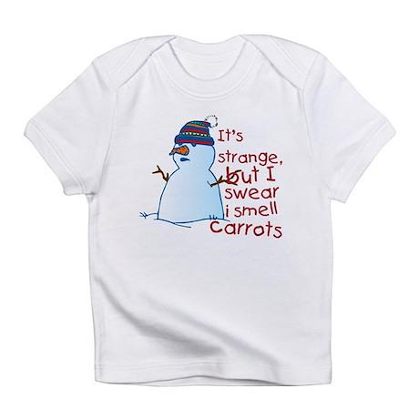 Smell Carrots Infant T-Shirt