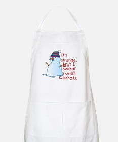 Smell Carrots Apron