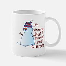 Smell Carrots Mug