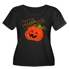 Funny Halloween Pumpkin T