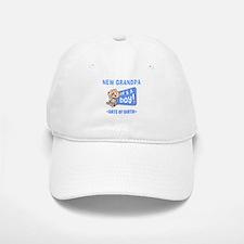 New Grandpa It's A Boy Personalized Baseball Baseball Cap
