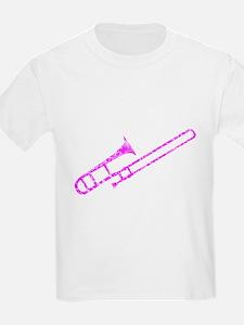 Pink Trombone T-Shirt