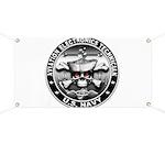 USN Aviation Electronics Tech Banner