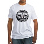 USN Aviation Electronics Tech Fitted T-Shirt