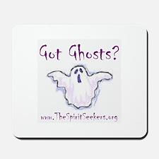 Got Ghosts? Mousepad