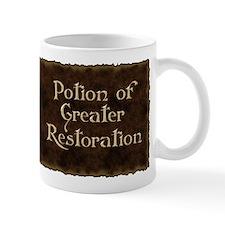 Potion Of Greater Restoration Coffee Mug